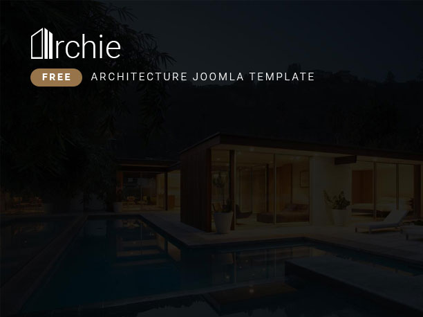 Archie Free Architecture Templates