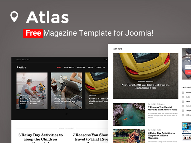 Gratis Joomla 2,5 dating template
