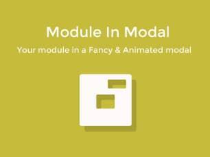 Module in Modal