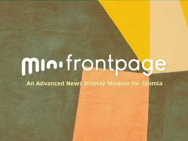 Mini Frontpage
