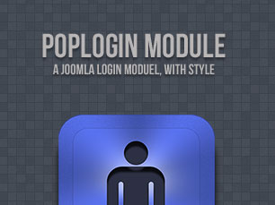 PopLogin Module