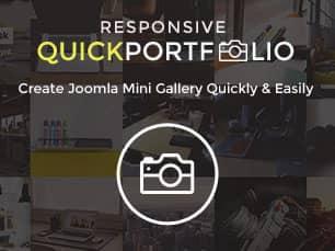 Responsive Quick Portfolio