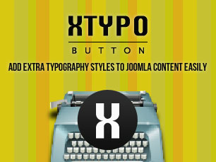 Xtypo Button + Themes