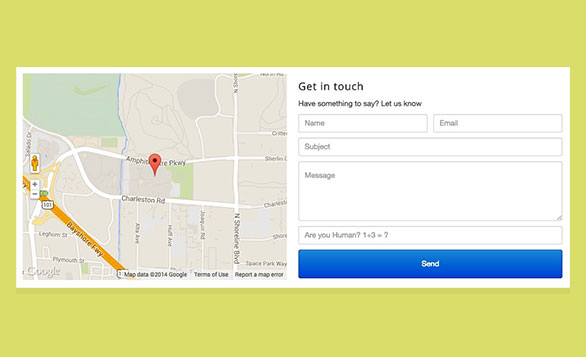 Responsive Contact With Google Map on contact bing maps, contact microsoft, contact icons, contact apple,