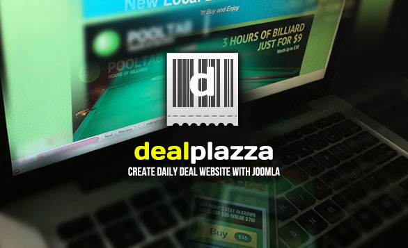 Deal Plazza Slide