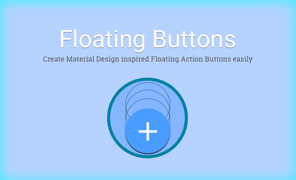 Joomla floating Buttons