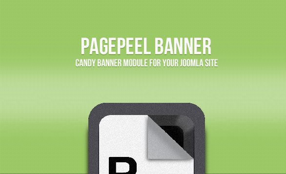 PagePeel Slide